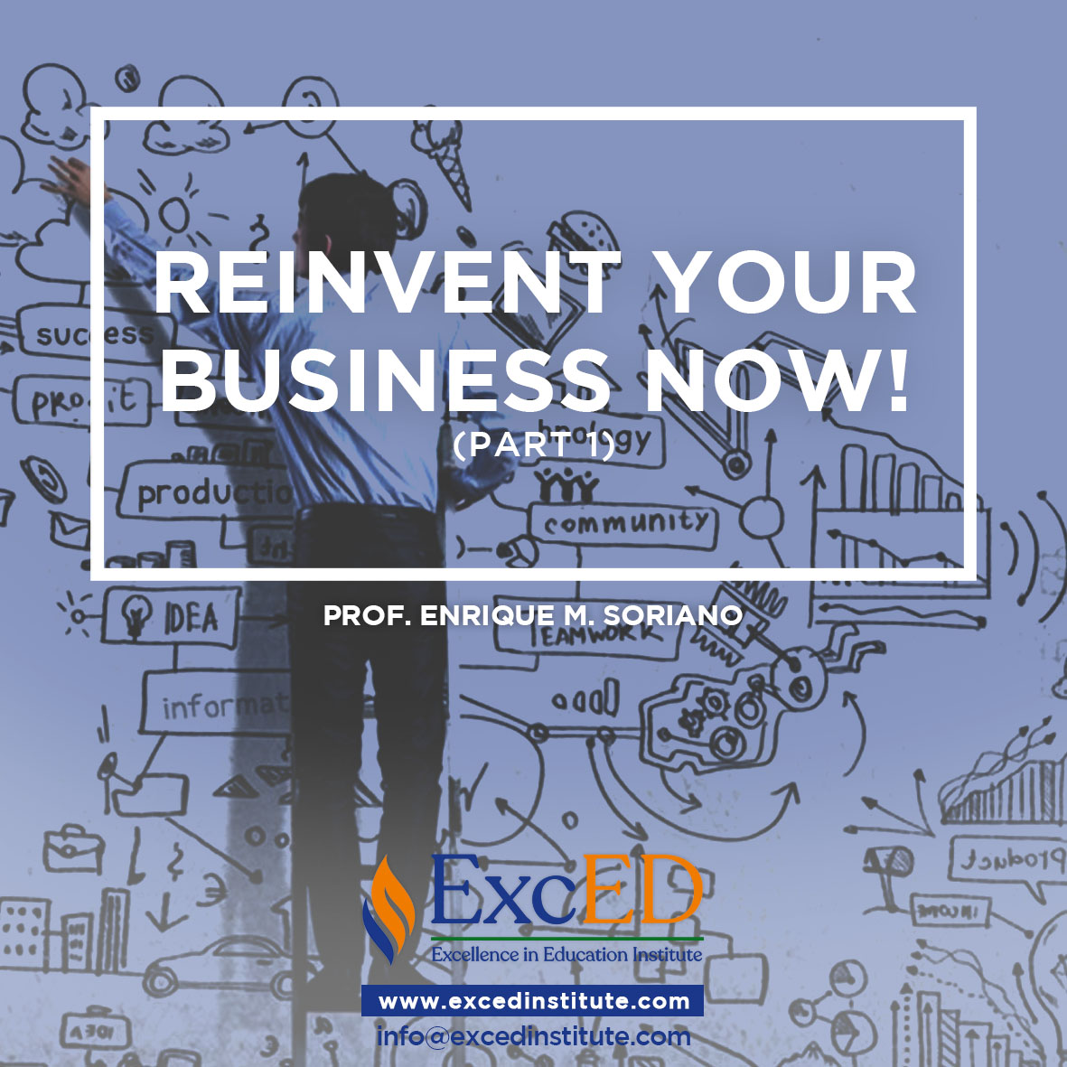 Reinvent Your Business Now!
